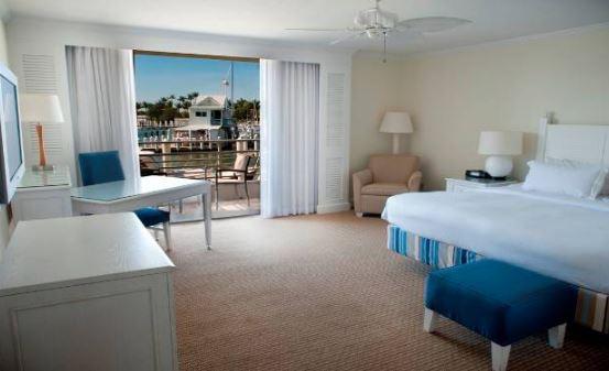 South Seas Resort Harborside Hotel Room