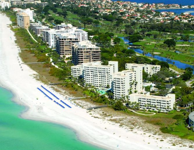The Resort at Longboat Key Florida