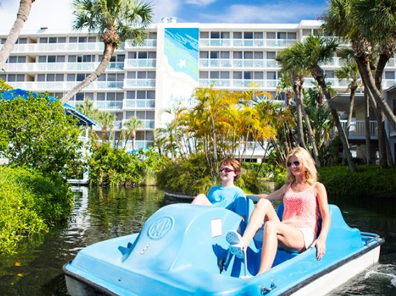TradeWinds Island Grand Resort, St. Pete Beach, Florida - vacation special